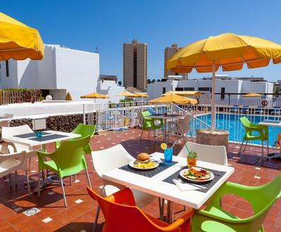 Bar Wohnungen Paraíso del Sol